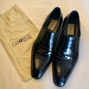 09378e1531d Caporicci Shoes - Caporicci Italian Alligator Loafers